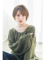 ジョエミバイアンアミ(joemi by Un ami)【joemi】2021年王道ショートスタイル(小倉太郎)
