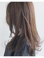 エトワール(Etoile HAIR SALON)ロング/ベージュ/ワンカール