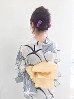 ハピネス 西大寺店(Happiness)【ハピネス西大寺】大人カジュアル浴衣スタイル