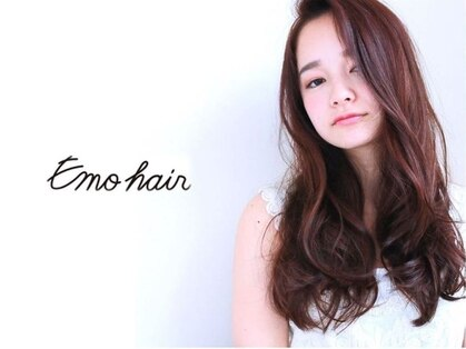 エモヘアー(emo hair)の写真