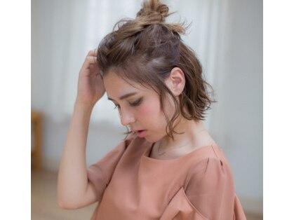 ヘアメイク ティサ(hair make Tisa)の写真