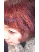 ヘアーリゾート ソラ(Hair×Resort SORA)マッシュボブ