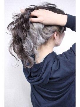 ヘアメイク シェリー(Hair Make SHELLY)外国人風グラデーションカラー!