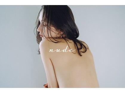 ヌード(nude)の写真
