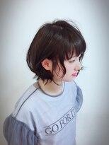 パーフェクトビューティーイチリュウ(perfect beauty ichiryu)ガーリーボブ