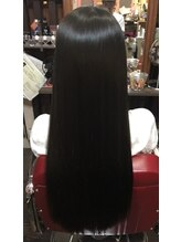 ヘアー エステティック サロン オハナ(Hair Aesthetic Salon OHANA)OHANAに毎月ご来店されるお客様の髪