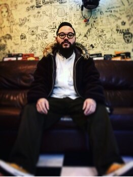 ジェントルマンバーバー(gentleman Barber)の写真/【新潟駅から徒歩5分】オトコを磨く為のケアメニューが充実。『オトコを磨く!スタンダードコース¥5500』