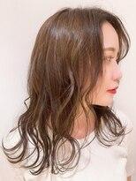 ネオヘアー 曳舟店(NEO Hair)ナチュラルウェーブカラー