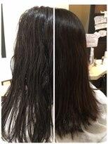 イーチ ディー ヘアーアンドトータルビューティー(each dee hair&total beauty)ハリスノフトリートメント