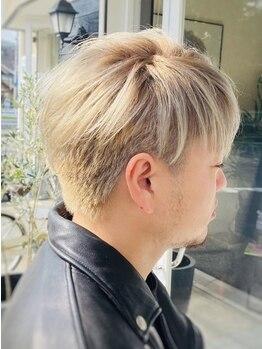 ワンヘアー(ONE HAIR)の写真/骨格やくせ毛を計算してカットするのでなりたい姿に近づける☆360度どこから見ても綺麗なシルエットへ。