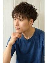 サンク ドリームプラザ店(CINQ)【CINQ】大柳 2ブロック×ナチュラルマッシュショート