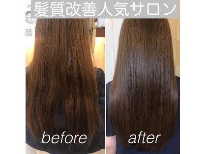 クラウンオーガニックヘアー(CROWN organic hair)の写真