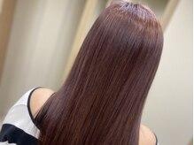 ヘアサロンアンドヘアメイクディー(hair salon hair make D)の雰囲気(髪質改善×デザインカラーも得意!憧れの透明感♪グレイカラー◎)