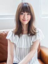 ☆素髪のようなスウィートスタイル☆【藤沢】
