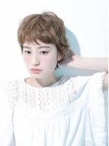 ピュア感No.1の愛されベビーショート☆