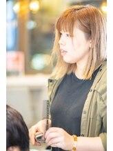 ヘアリライアンスウナ(hair reliance Una)河田 真理子