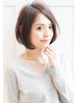 リル ヘアーデザイン(Rire hair design)【Rire-リル銀座-】ナチュラルボブ