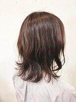 ヘアメイク スコア(Hair Make S CORE)春のラフカールスタイル