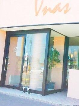 カットスタジオ ヴイナス(Cut Studio Vnas)の写真/光溢れる店内と気軽に通える雰囲気が好評☆広々としたくつろぎの空間で皆様のお越しを待ち致しております。