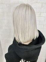 アルマヘア(Alma hair)スーパーホワイト