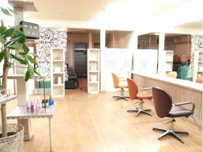 ヘアー ショップ ピエガ(hair shop piega)の写真