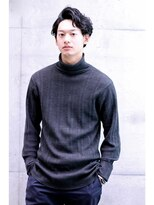 【Noir】Men's medium style S/W uryu 2