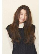 ヘアーメイク マヒナ(hair make mahina)【ヘアーメイクマヒナ☆】ラフウェーブで旬な「こなれヘアー」♪