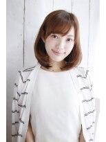 シュシュット(chouchoute)美髪デジタルパーマ/バレイヤージュノーブル/クラシカルロブ/734