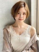 アグ ヘアー オルガ 浜松駅前店(Agu hair Olga)《Agu hair》しっとり質感×まとまる秋ショート