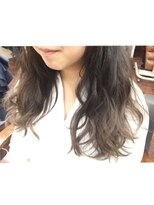 ヘアーアンドメイク ポッシュ 新宿店(HAIR&MAKE POSH)グラデーション*グレージュカラー