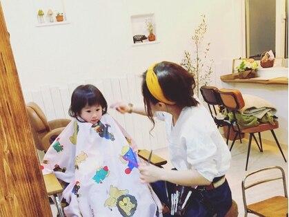 ニコヘアールーム(nico hair room)の写真