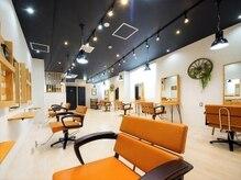 アグ ヘアー キット 堺市駅前店(Agu hair kit)の雰囲気(ゆったり寛げる居心地の良い空間です♪)