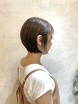 ヘアドレス レイ(Hair dress Lei)natural × SHORT