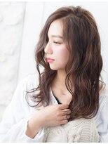 レムアサガヤ(REM-asagaya-)抜け感ロング/デジタルパーマ/外国人風