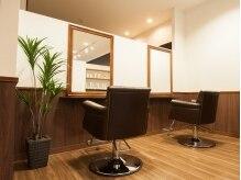 ヘアーデザインシンプル(Hair design Simple)の雰囲気(半個室のスペースもございます♪)