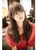 ルカ リノア(Luca lino:a)自然に揺らぐ動きが可愛い☆大人ロング女子
