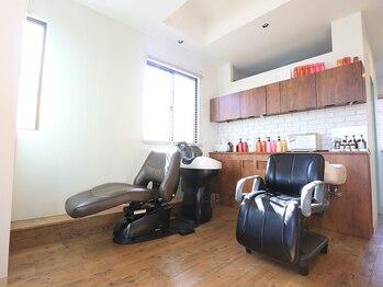 アクロヘアルーム(acro hair room)の写真/こだわり満載のスペシャルケアで頭皮環境を整え健やかな髪へ◎感動のすっきり感をぜひ一度お試しください☆