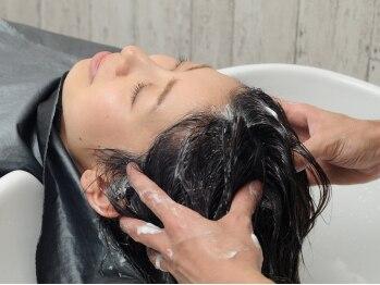 """リルー(LiLou)の写真/健やかで美しい髪を育てる為の頭皮ケア☆思わず見とれる""""素髪美人""""に!自分の髪がもっと好きになる♪"""