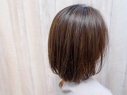 メロウ ヘアー(mellow HAIR)の写真