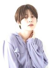 シルクハウス 千葉店(silk house)【深みのあるカラー】+シースルーショート