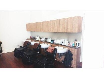 ラポールヘア イオンSC涌谷店の写真