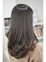 ヘアーデザイン キャンパス(hair design Campus)【イルミナRカラー☆】コットングレージュ♪