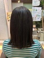 髪質改善トリートメントカット