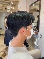 ekolu style 362/コンマヘア/刈り上げスタイル