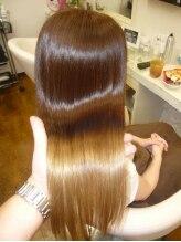 エムスリーディーサロン アクトヘアー(M3D Act Hair)パールアッシュグラデーション