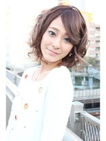 CAPSULE☆ショート/アッシュブラウン
