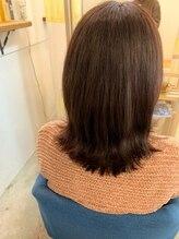 コトン(COTON)艶髪カラー