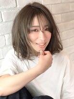 ヘアーアンドリラックス スウィート(Hair&Relax SWEET)シースルーボブ2/SWEET/星野知美