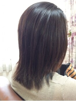 ヘアクリエイト タフス(Hair Create Tafs)の写真/どんなくせ毛でもご相談を◎パーマを研究し尽くし、編み出した手法でサラサラの仕上がりが3ヶ月以上続く!