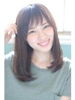 ジーナフクオカ(Zina FUKUOKA)☆Zina☆まとまりのいいサラツヤストレート2